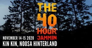 Click here to donate to the 40 hour Jammin!
